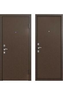 Входная металлическая дверь Бульдорс STARTER X, Steel-2 Медь -Медь
