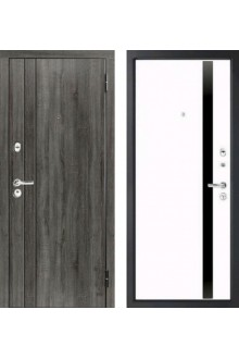 Входная металлическая дверь Персона ЕВРО 3 СОФТ белый