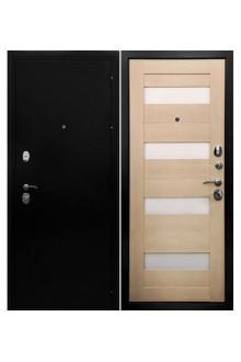 Входная  металлическая дверь Ратибор Резидент 3К ЭкоДуб