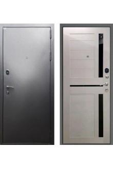 """Входная металлическая дверь Rex Титан СБ-18 """"Лиственница бежевая"""""""