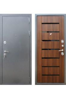 """Входная металлическая дверь Rex Титан СБ-14 """"Орех брэнди"""""""