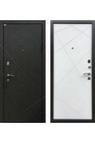 """Входная металлическая дверь Ратибор Эстет 3К """"Силк сноу"""""""