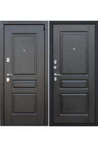 Входная металлическая дверь «Гермес NEW» венге