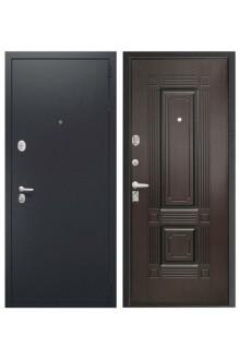 Входная  металлическая дверь Интекрон Вавилон венге ( шпон)