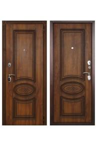 Входная металлическая дверь Орион Винорит Golden патина