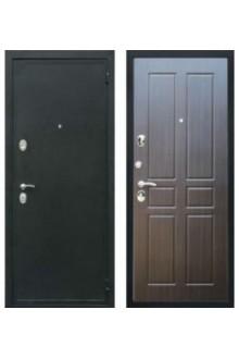 Входная металлическая дверь Персона ЕВРО Параллель венге темный