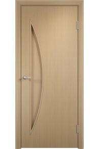 Межкомнатная дверь Тип С-06 беленый дуб