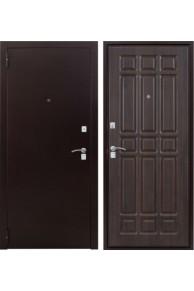 Входная металлическая дверь Дачник (уличная)
