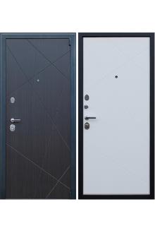 Входная металлическая дверь «Вектор» МОЛОЧНАЯ ГОРИЗОНТ