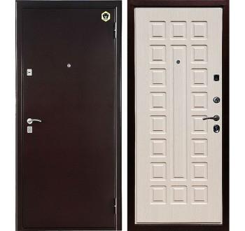 Входная металлическая дверь Бульдорс 32(13 ) Шамбори сетлый