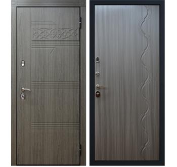 Входная металлическая  4 контурная дверь Виктория
