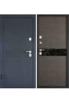 """Входная металлическая дверь Дверной Континент """"Аллегро"""" Пепельный венге"""