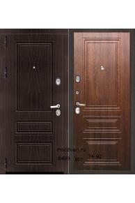 Входная металлическая дверь ZETTA «Евро Профессионал»