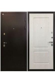 Входная металлическая дверь Ратибор Премьер медный антик/алмон 25