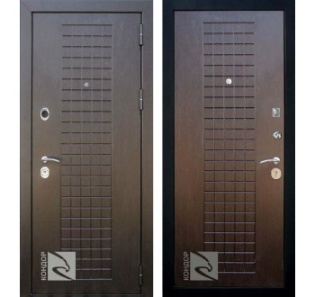 Входная металлическая дверь Кондор Реал венге