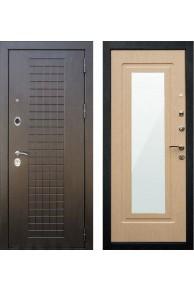 Входная металлическая дверьКондор Реал Люкс Белёный дуб