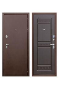 Входная металлическая дверь Снедо  Трое РФ 3К - венге