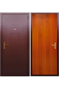 Входная  металлическая Сейф-дверь Эконом ЭК-2 Берлога.
