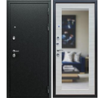 Входная металлическая дверь  дверь «Next 1» с зеркалом