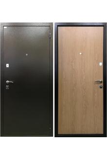 Входная металлическая дверь Ратибор Форт дуб арден
