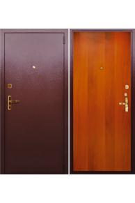 Входная  металлическая Сейф-дверь Эконом ЭК-1 Берлога.