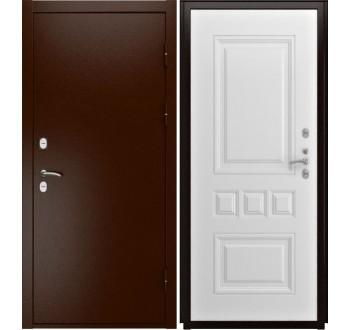 Входная металлическая дверь Luxor Термо (с терморазрывом)