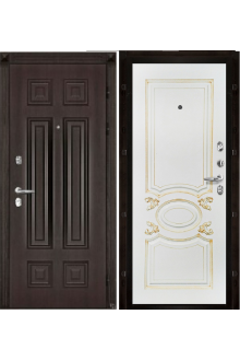 Входная металлическая дверь Сенатор Марсель 3D Аристократ
