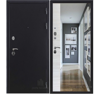 Входная металлическая дверь Спартак 2 зеркало