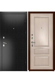 Входная металлическая дверь Luxor-3b (Валентия-2 беленый дуб)