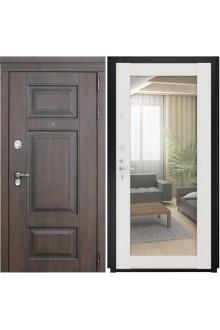 Входная металлическая дверь Luxor 21 СБ 10 сосна прованс зеркало