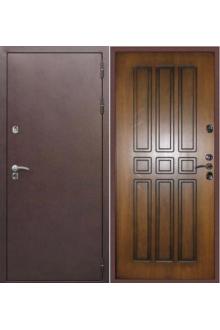 Металлическая  дверь с терморазрывом  Лекс Термо Медный Антик