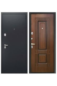Входная  металлическая дверь Интекрон Вавилон вишня ( шпон)