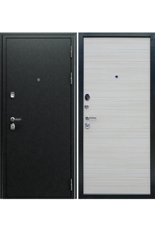 Входная металлическая дверь АСД «Next 1» Акация светлая