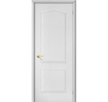 Межкомнатная дверь Палитра ПГ белая