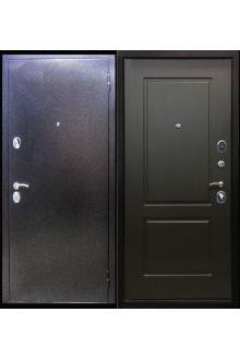 Входная металлическая дверь ZMD Хамелеон Венге фактурный