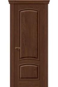 Межкомнатная шпонированная дверь Амальфи ПГ Виски