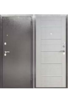 Входная металлическая дверь Аргус ДА-1 (капучино)