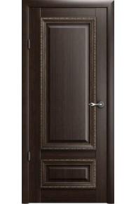 Межкомнатная дверь Версаль-1 глухая орех