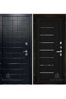 Входная дверь взломостойкая Сенатор ПЛЮС 2110 шоко велюр