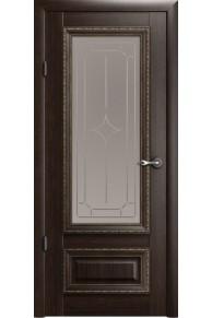Межкомнатная дверь Версаль-1 Галерея орех
