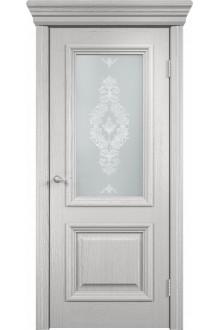 Межкомнатная дверь Прованс патина