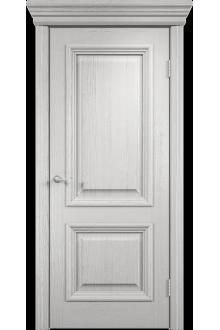 Межкомнатная дверь Прованс патина глухая