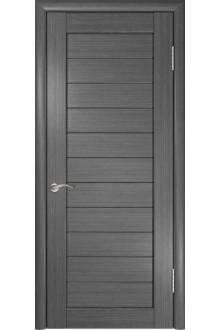 Межкомнатная дверь ЛУ-21 (Серая)