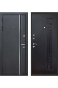 Входная металлическая дверь Федор Квадро Line Модерн (Венге)