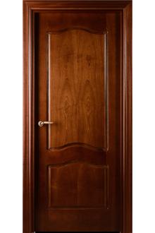 Межкомнатная дверь  VALDO  737 - 04.04 Шпон красного дерева тонированный