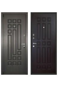 Входная металлическая дверь Федор Милан - Венге патина
