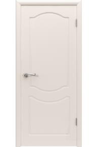 Межкомнатная дверь Классика эмаль белая глухая
