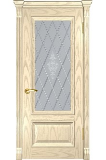 Межкомнатная дверь Фараон-1 (ДО слоновая кость)