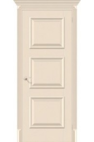Межкомнатная дверь  экошпон Классико-16 Ivory