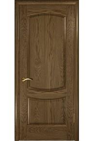 Межкомнатная дверь Лаура 2 (Св. мореный дуб)
